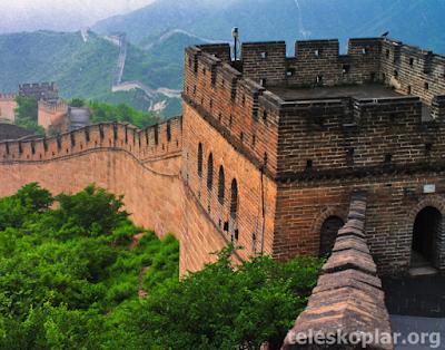 Çin seddi hakkında bilgiler