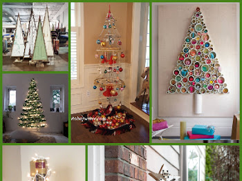 8 Unique Christmas Trees for the Adventurous at Heart - Twelve Days of Christmas