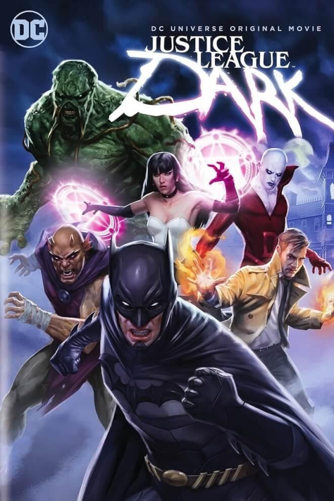 Liga da Justiça Sombria Torrent – BluRay 720p e 1080p Dual Áudio