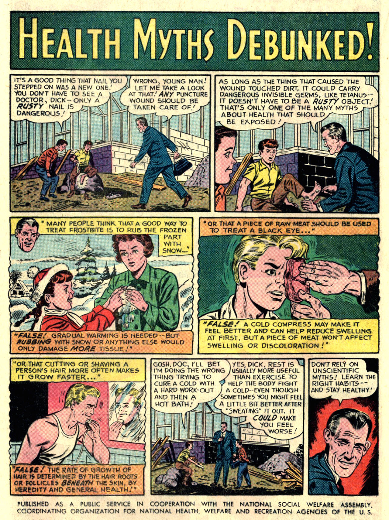 Detective Comics (1937) 351 Page 11