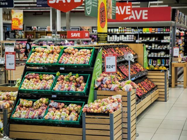 Trgovina zdrave hrane