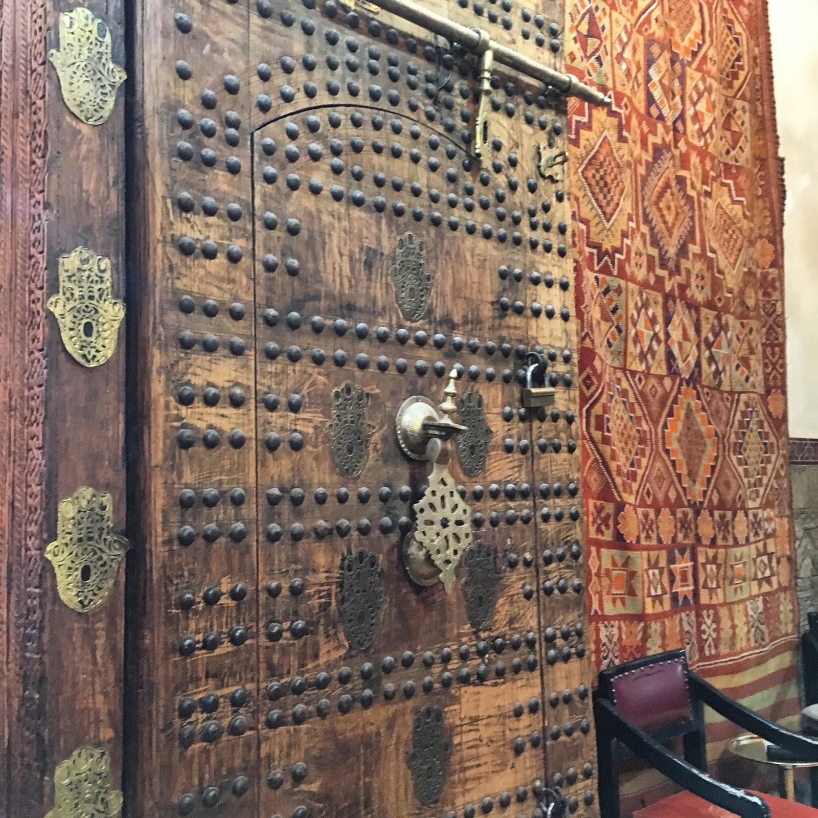 doors, marrakech, homestyling