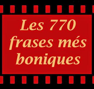 770 frases boniques