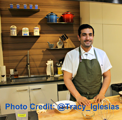 Chef Erik Ramirez, Llama Inn NYC, De Gustibus Cooking School, Macys