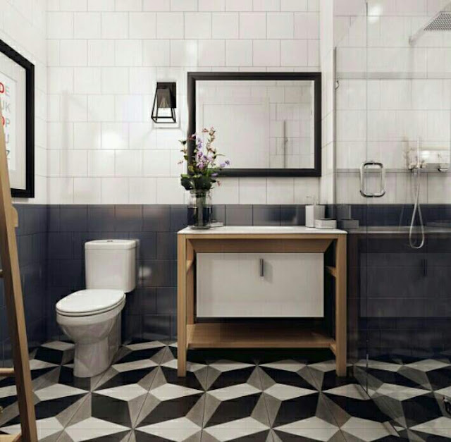 Desain interior rumah minimalis type 45