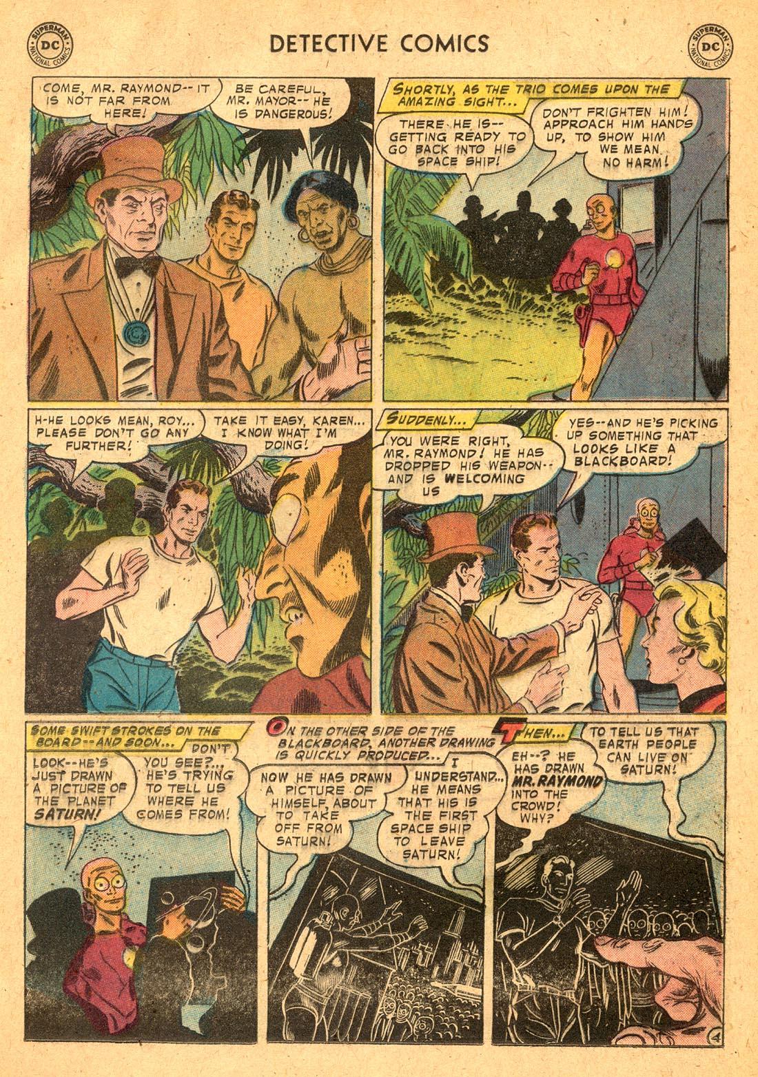 Read online Detective Comics (1937) comic -  Issue #255 - 21