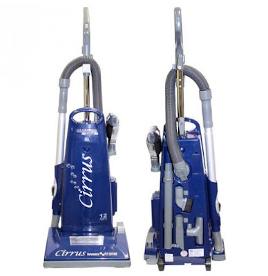 Cirrus CR99 Pet Edition Upright Vacuum