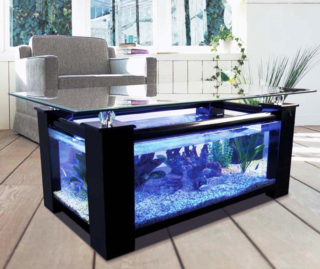 Desain Aquarium Untuk Ruang Tamu | Gambar Desain Rumah Minimalis