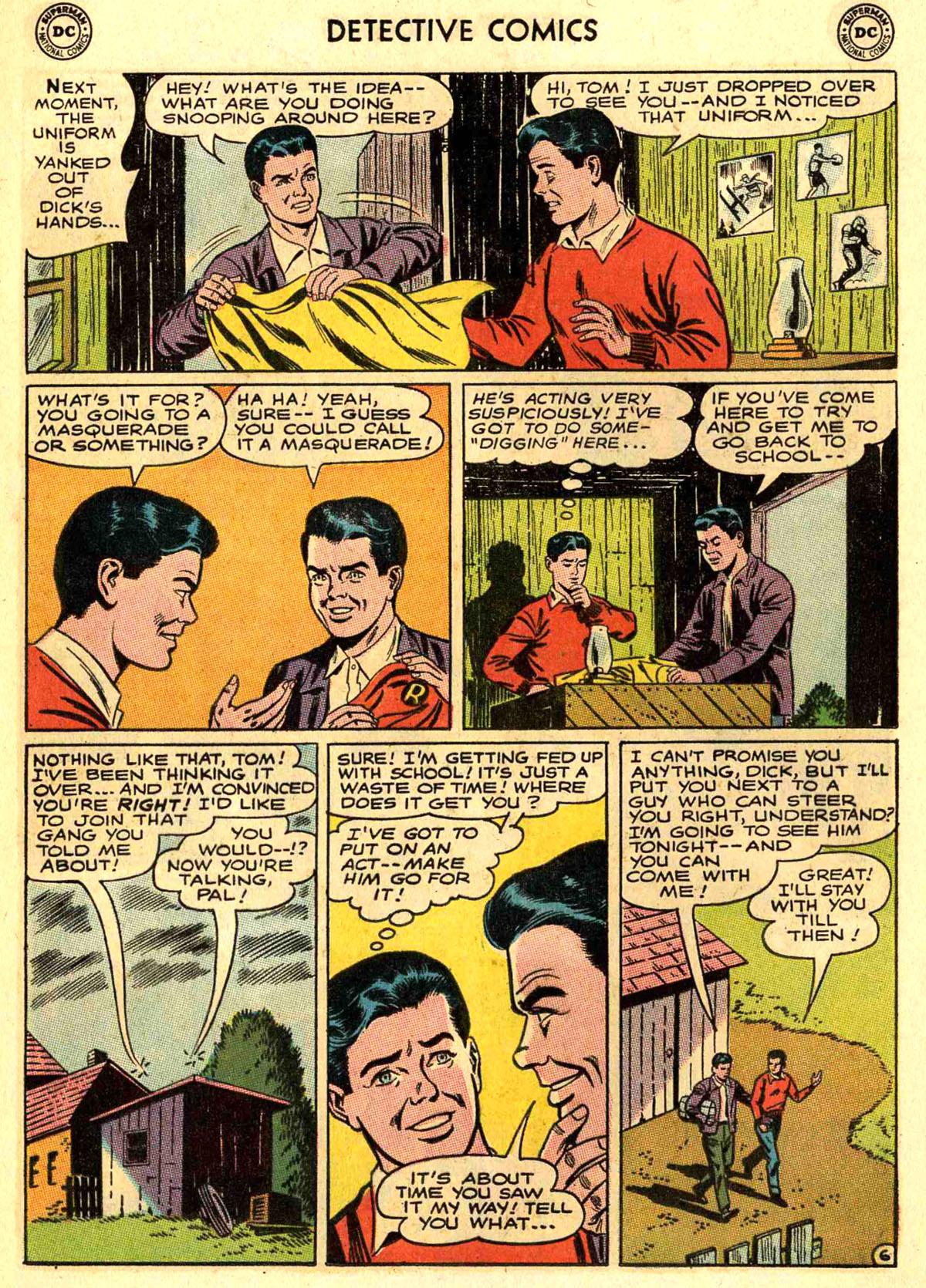 Detective Comics (1937) 342 Page 8