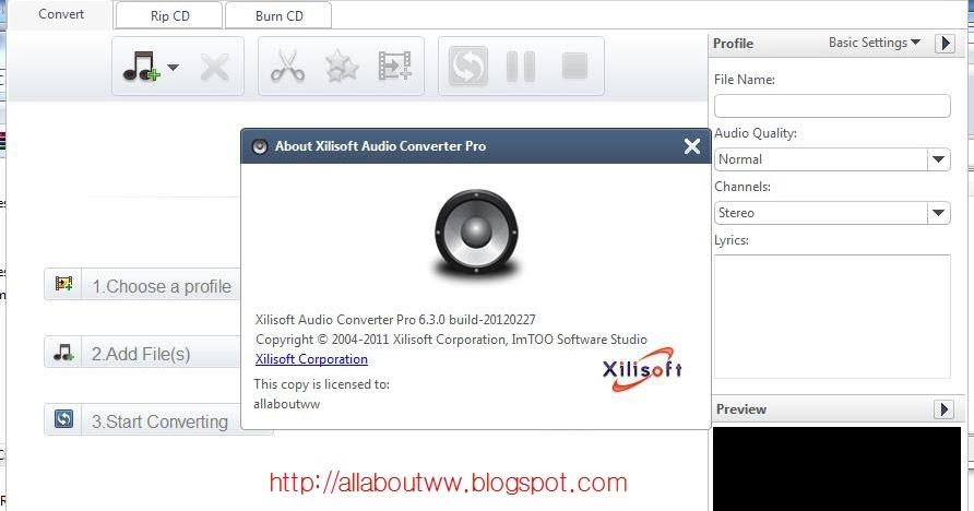 Xilisoft HD Video Converter 7.8.19 FULL Serials .rar