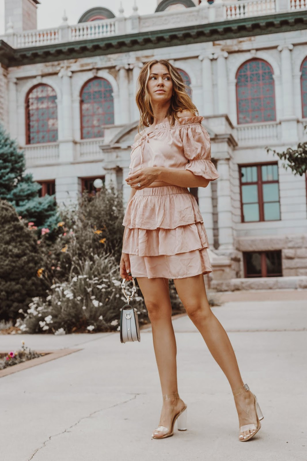 Popular Colorado fashion blogger, Leah Behr