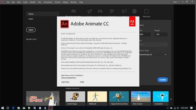 Adobe Animate CC 2019 v19.1.349 Full Free Download