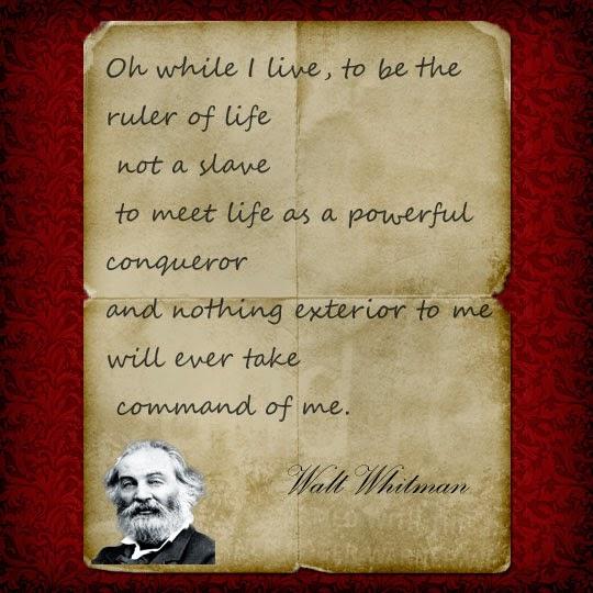 Whalt Whitman