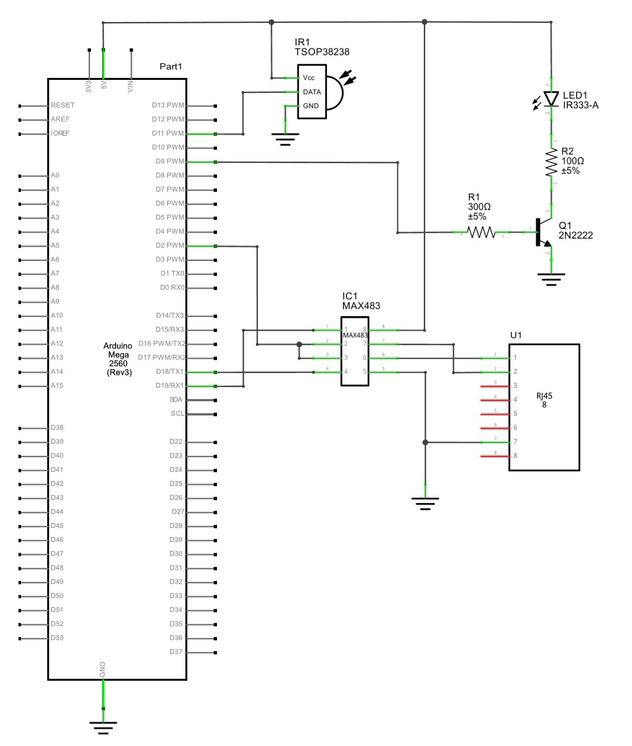 ir2rs485 mark s blog building an ir to rs485 bridge somfy motors at cita somfy ir wiring diagram  [ 1299 x 1532 Pixel ]