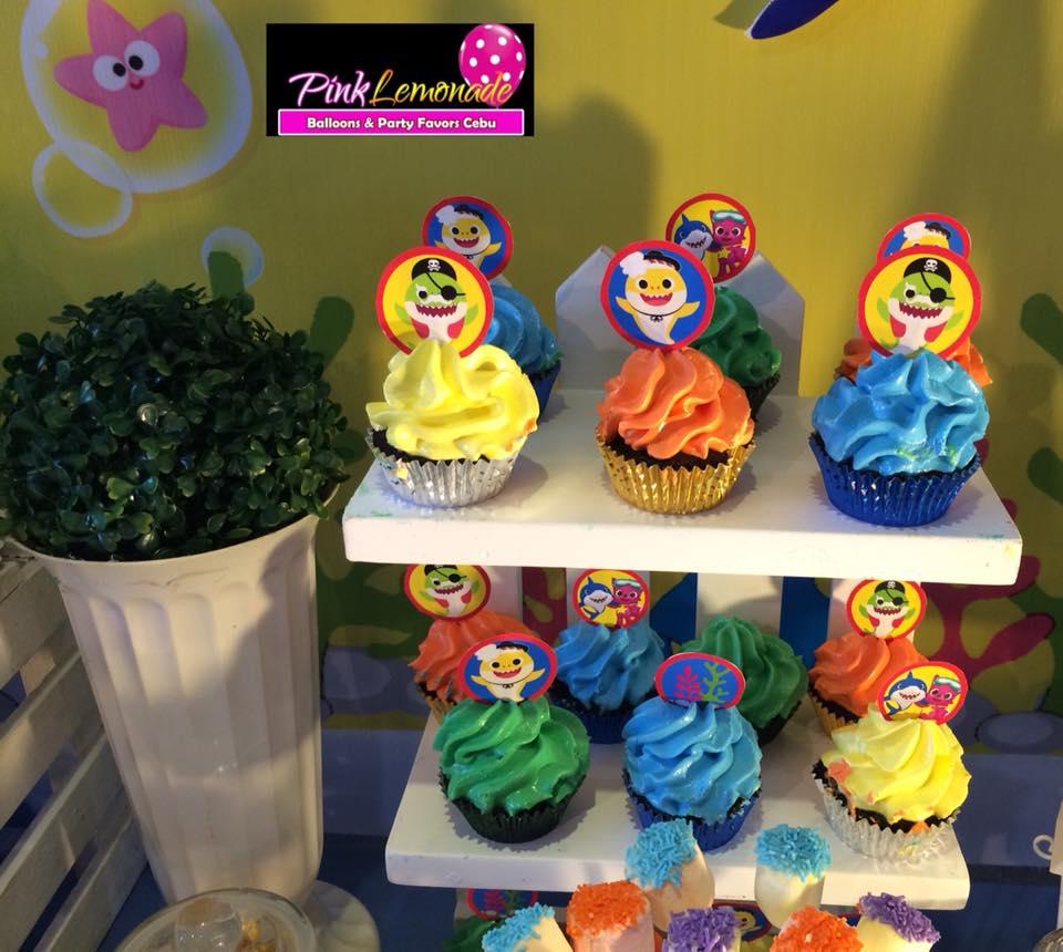 Pink Lemonade Balloons And Party Favors Cebu Baby Shark