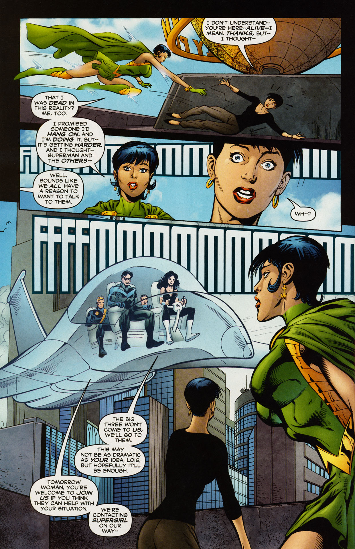Read online Trinity (2008) comic -  Issue #43 - 26