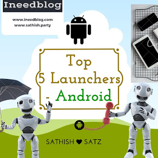 The top 5 launchers for android device