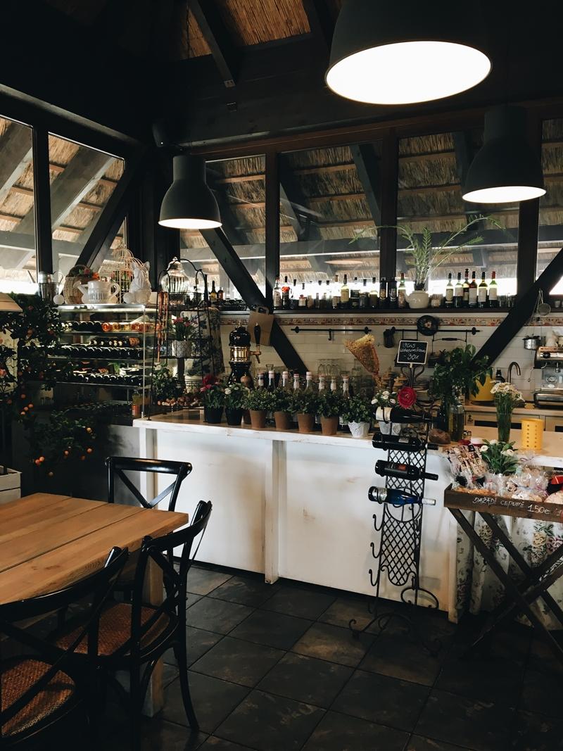 where to eat in Sigulda: fazenda bazārs | kur paēst siguldā: fazenda bazārs