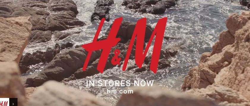 Canzone H&M pubblicità con modelle sulla spiaggia - Musica spot Maggio 2017