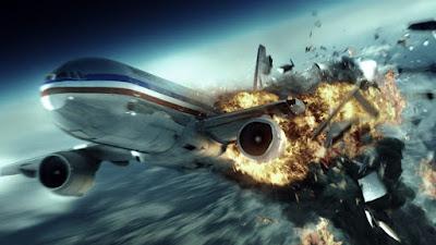 esrarengiz uçak kazaları, uçak kazası