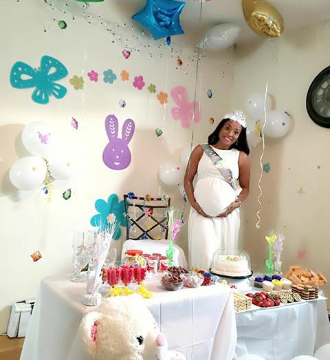 Baby Showers Boston ~ Nigerian actress olaide olaogun s baby shower in boston