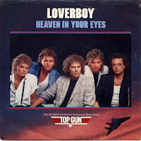 Heaven in your eyes. Loverboy