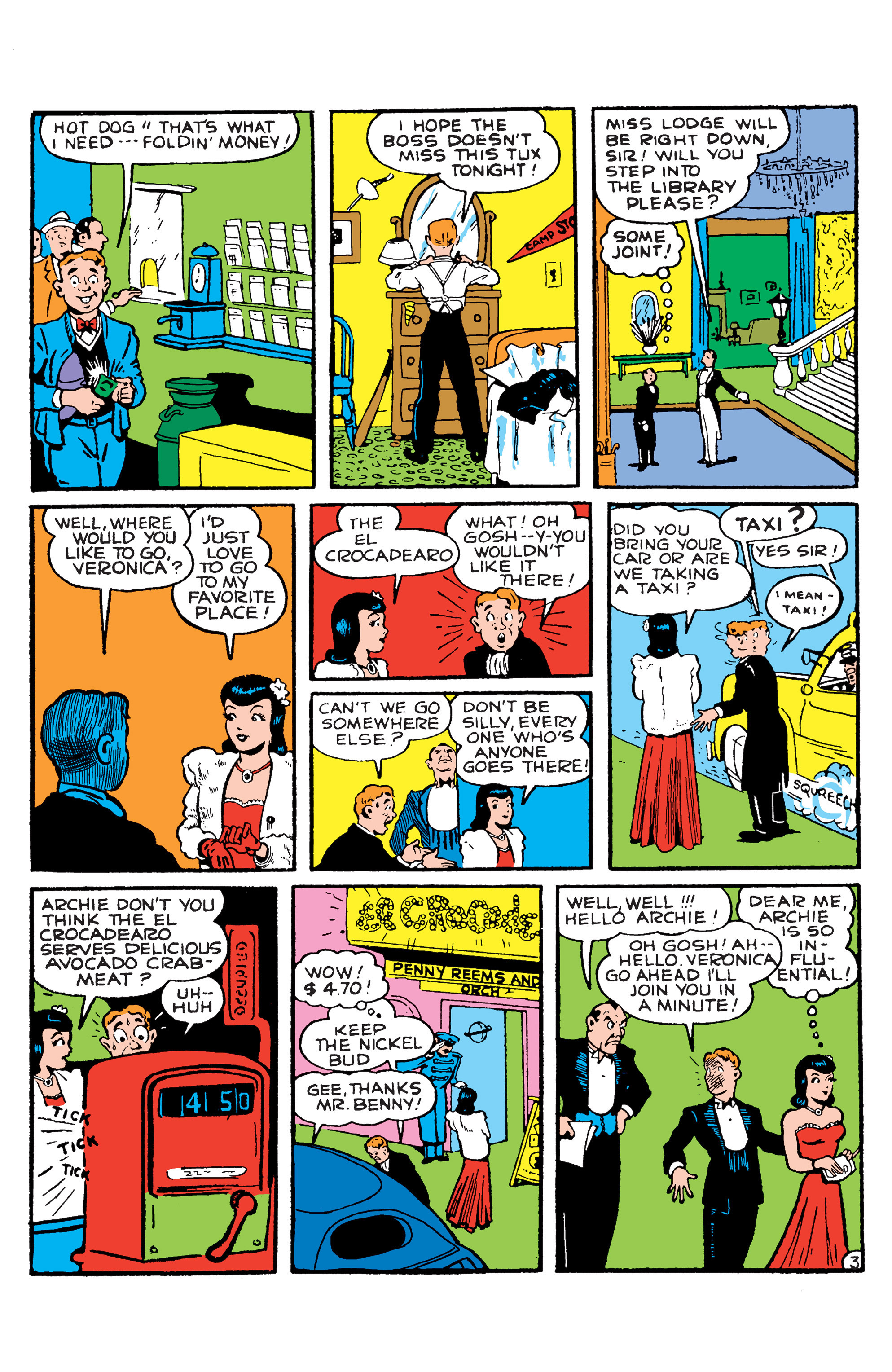 Read online Archie (2015) comic -  Issue #3 - 27