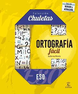 Portada del ebook 'Ortografía fácil para la ESO'