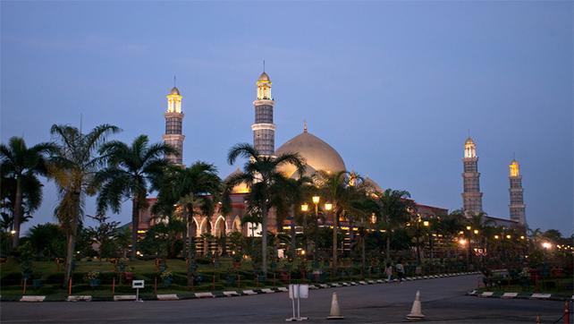 Masjid Dian Al-Mahri - Depok