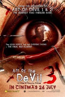 El Arte del Diablo 3 – DVDRIP LATINO