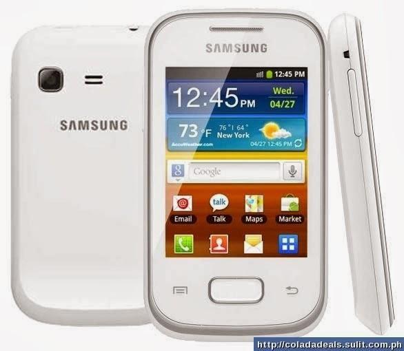 Samsung Galaxy Pocket S5300 Paspor