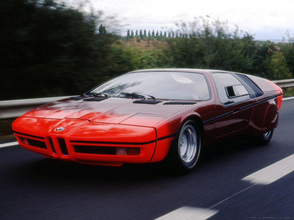 The Petrol Stop: BMW E25 Turbo