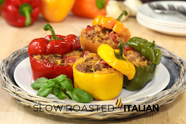 http://www.parade.com/13913/donnaelick/30-minute-cheesy-italian-stuffed-peppers/