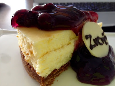 Zucre Pastry Shop, 2nd Floor City Times Square, Mandaue City, Best cheesecake in Cebu