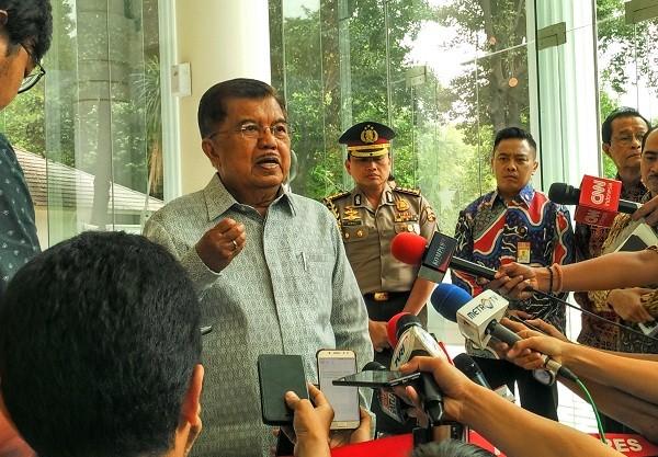 Tanggapi Prabowo, JK Akui Ada Kebocoran Anggaran Pemerintah
