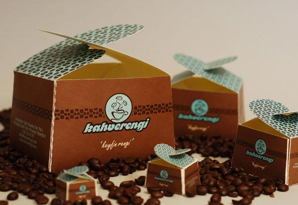 50 Deliciously Creative Bakery & Cake Packaging Designs ...