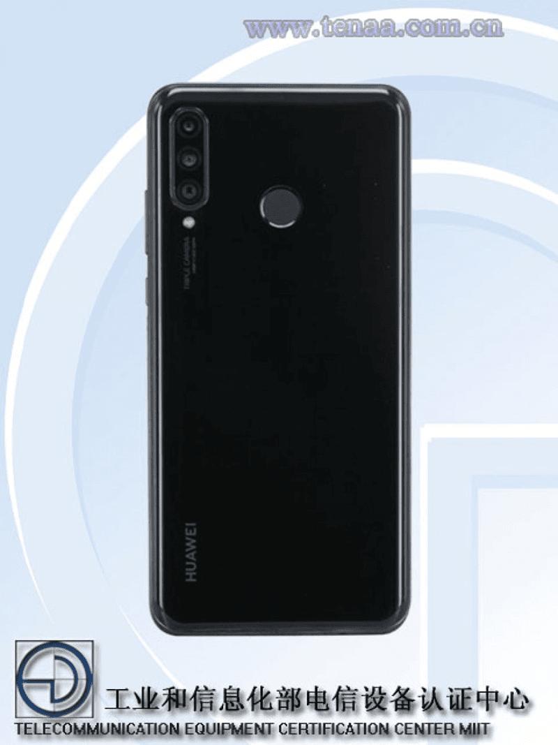 Huawei P30 lite images highlights a triple-camera setup