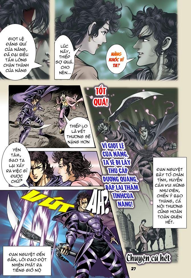 Đại Đường Uy Long chapter 53 trang 27