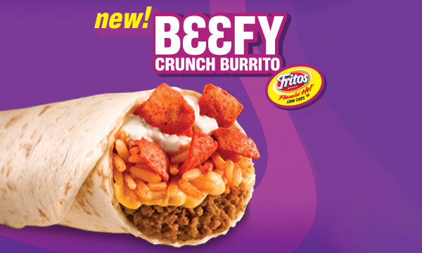 Taco Bell Set to Return Beefy Crunch Burrito in May [Report] - Fast