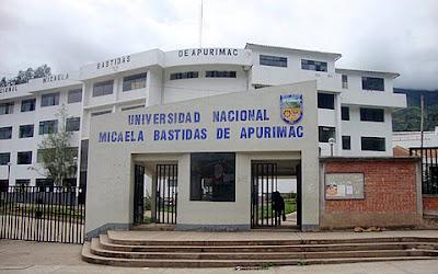MINEDU expresa su preocupación ante la compleja situación de la UNAMBA frente a la nueva Ley Universitaria