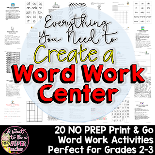 https://www.teacherspayteachers.com/Product/Word-Work-Center-Activities-for-Grades-2-3-220-Pages-of-Print-and-Go-Resources-178758
