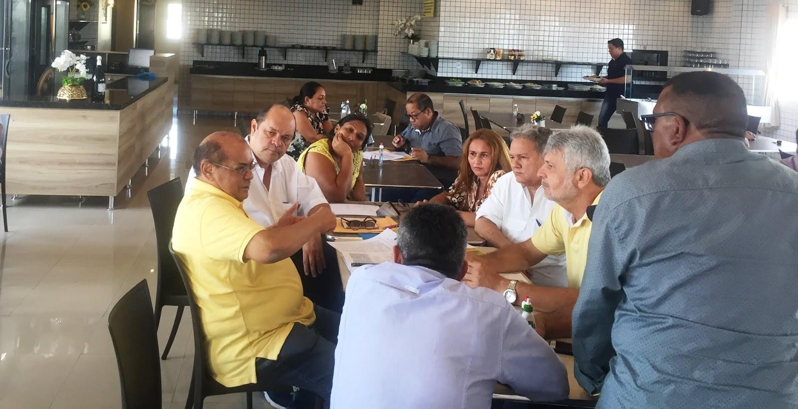 Cúpula do PSDB reúne em Santarém com lideranças do partido na região
