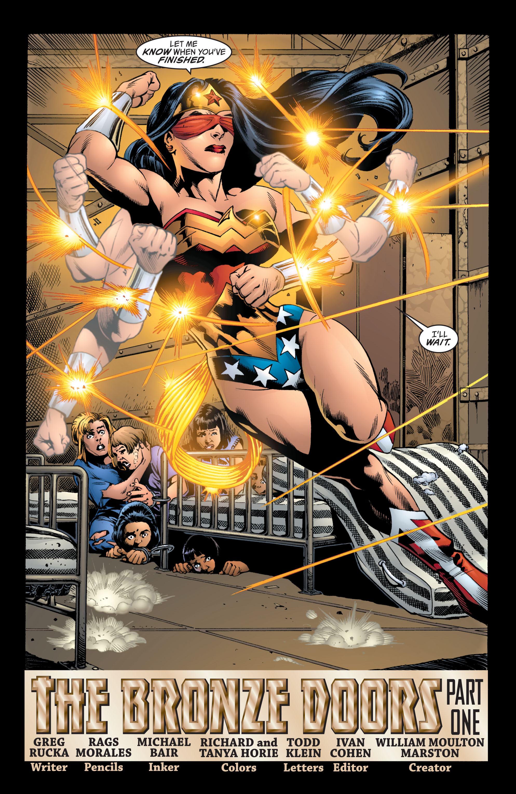 Read online Wonder Woman (1987) comic -  Issue #215 - 2