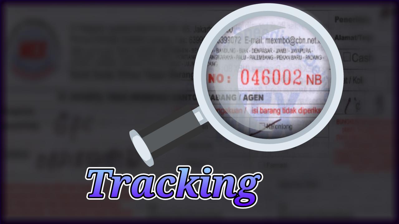 Cek Resi Mex Barlian Dirgantara Cargo / AWB Tracking