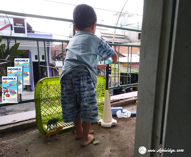 Cara Aktif Memfasilitasi Bakat Kinestetik Anak
