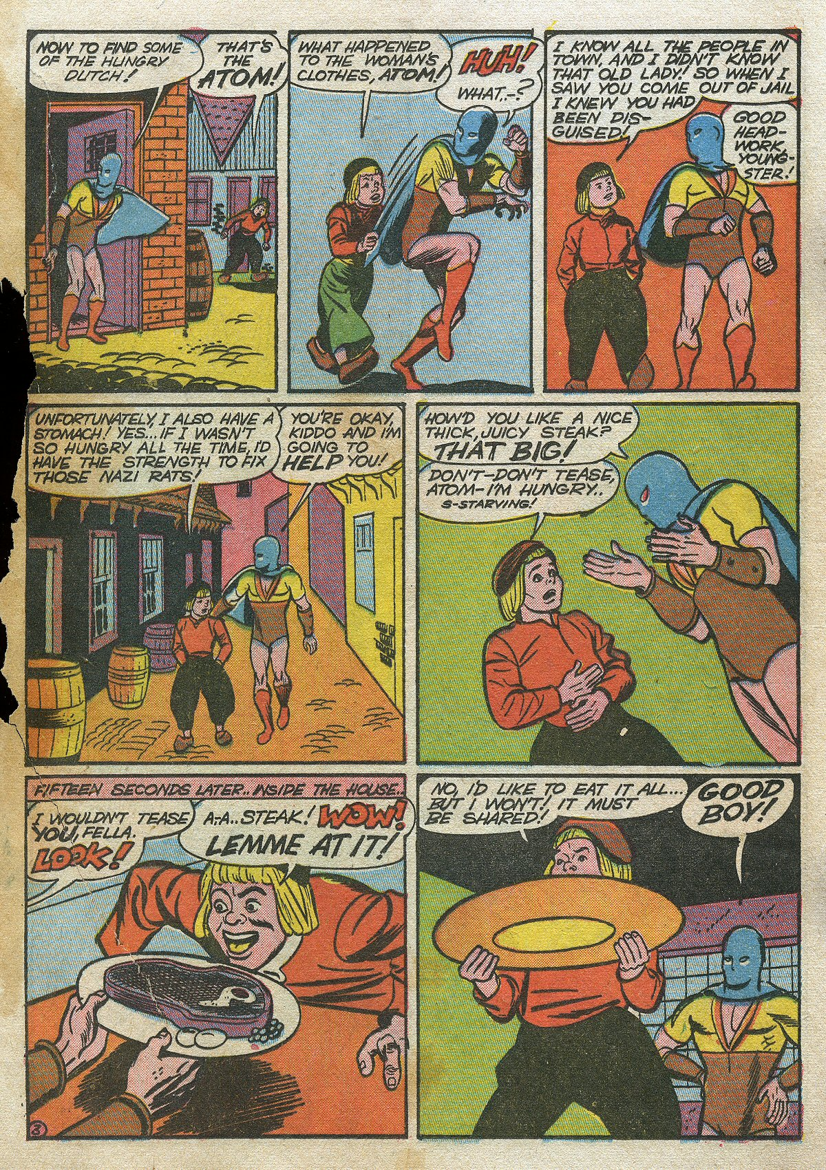 Read online All-Star Comics comic -  Issue #14 - 22