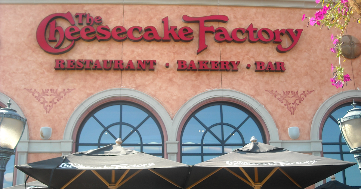 picture regarding Cheesecake Factory Coupons Printable named Cheesecake manufacturing facility promo code / La cantera black friday