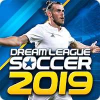 تحميل Dream League Soccer 2019 Apk Mod مهكره