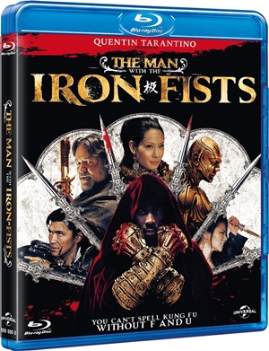 The Man with the Iron Fists 720p HD Español Latino Dual