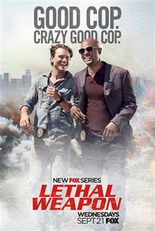 Lethal Weapon – Todas as Temporadas – Dublado / Legendado